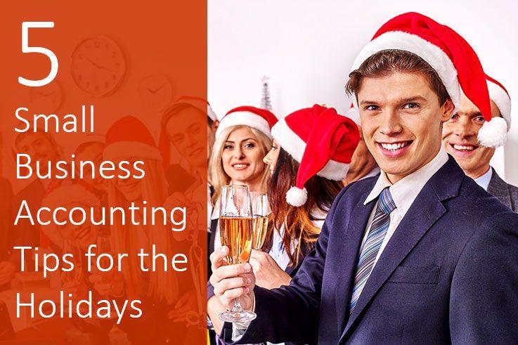 accounting tips holidays