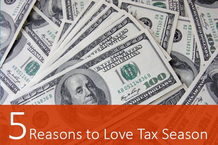 love tax season