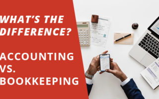 What's the Difference? Accounting vs. Bookkeeping